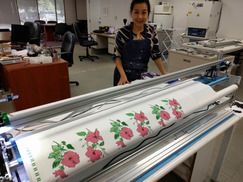Print Your Own Designs And Artworks On Fabric Fabriczoom